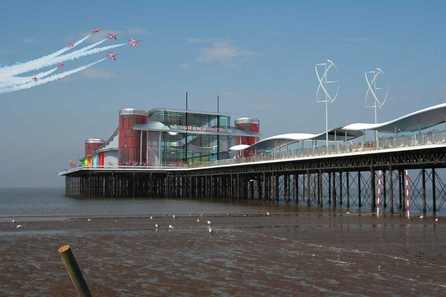 Angus Meek Winning Design Grand Pier