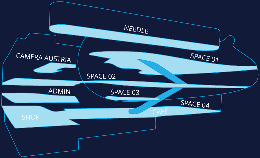 Theo Jones Architecture Experimental Skin Kunsthaus Graz diagram section guide