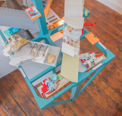 Theo Jones architecture Unit E Exhibition Oxford Brookes School of Architecture