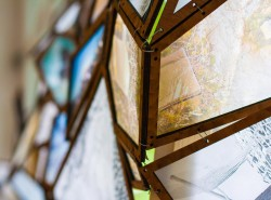 Theo Jones architecture Vendy exhibition display year one Oxford Brookes School of Architecture