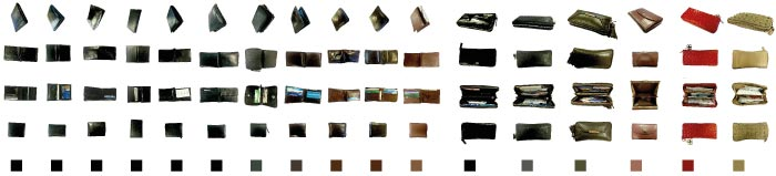Theo Jones architecture Pocket Dyers and Associates wallet study and types